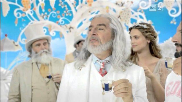 Campagna pubblicitaria Paradiso Lavazza