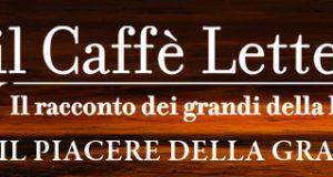 Il caffè letterario La repubblica l'Espresso