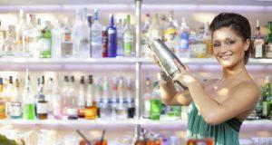 Barlady lady drink