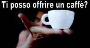 problema offrire un caffè