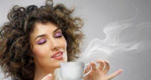 caffè, donne, fertilità