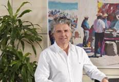 Guido Sicuro, figlio della Signora Lucia Musetti e presidente della Torrefazione Caffè Musetti