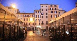 Dehors Roma polemiche
