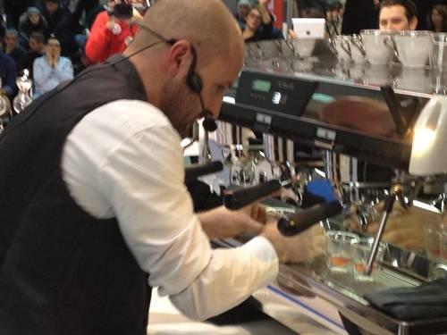 caffè corsini Francesco sanapo