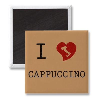 Mike Breach cappuccino