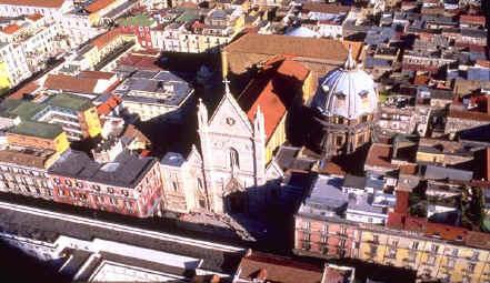 Duomo Di Napoli Dal 2015 La Terrazza Panoramica Avrà Una