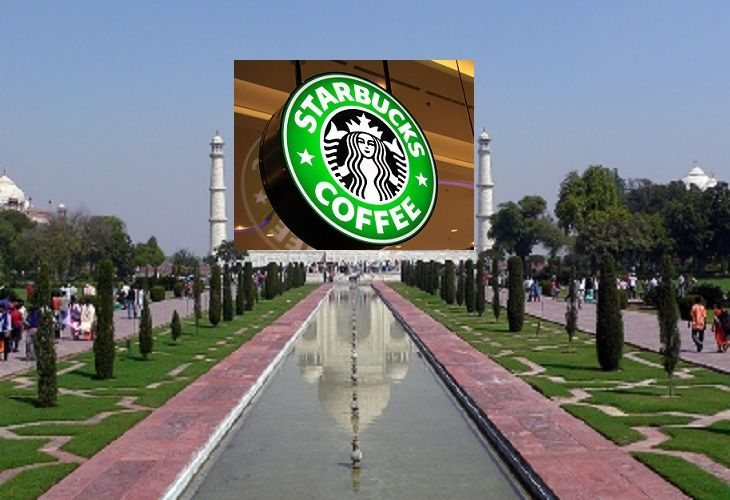 starbucks in India