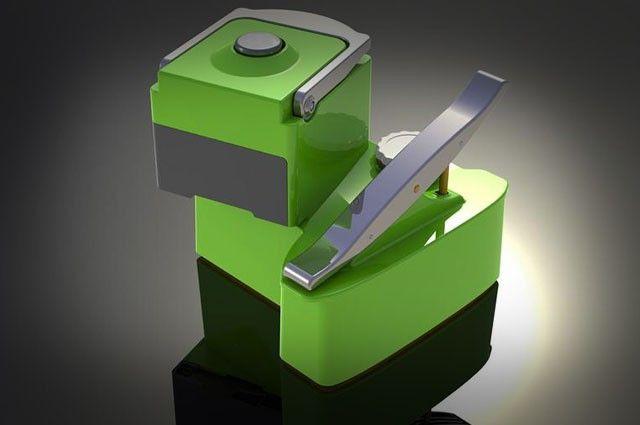 La macchina The Nomand che non usa elettricità per preparare il caffè