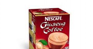 Nescafé Ginseng-Coffee