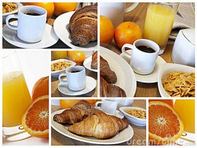 prima colazione Immagini classiche di colazioni all'italiana