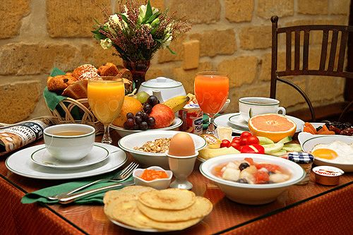 colazione salata gravidanza
