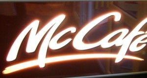 milioni McCafé McDonald's