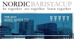 Nordic barista cup