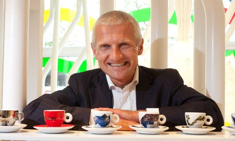Andrea Illy, presidente di illycaffè