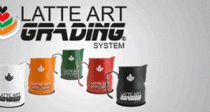 latte art grading system
