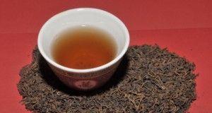 tè nero ossidazione