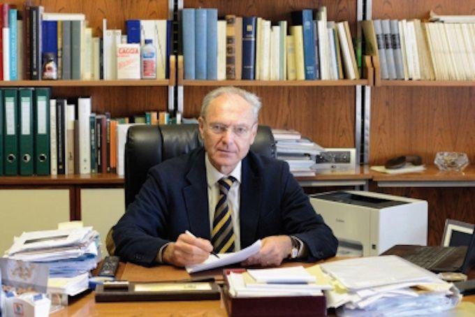 Conte Giorgio Caballini consorzio
