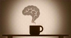cervello caffè caffeina sistema nervoso cervello