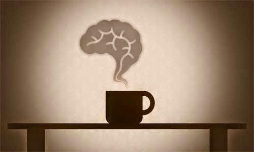 مغز قهوه کافئین سیستم عصبی مغز