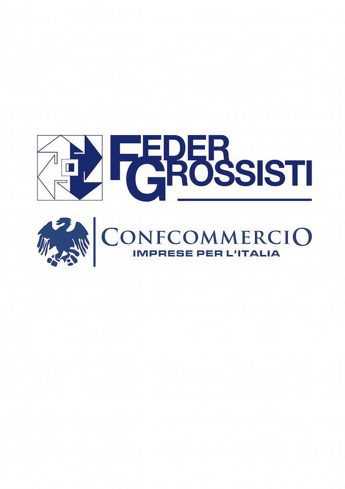 Federgrossisti Logo e logo Confcommercio
