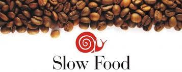 slow food caffè Lavazza