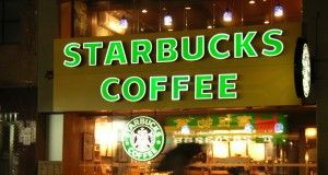 costa asiatica Starbucks