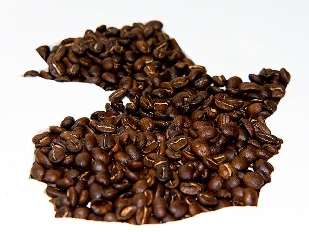 mappa guatemala caffè