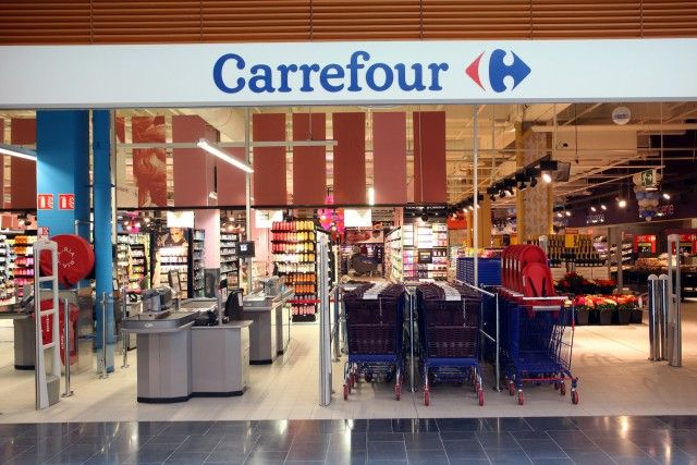 supermercato carrefour