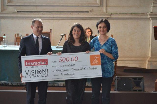 premiazione concorso trismoka