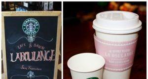 Boulange Starbucks