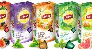 lipton tea nespresso compatibili