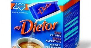 dolcificante dietor 40 anni