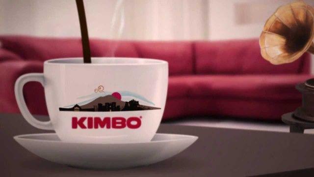 kimbo tazza