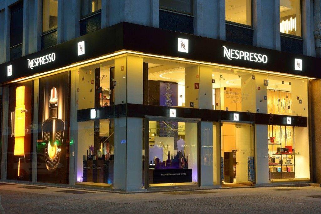 nespresso flagshipstore milano