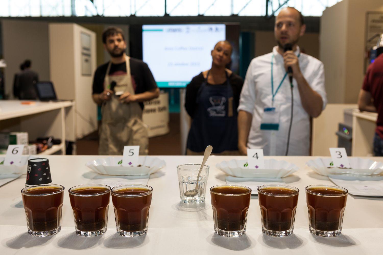 HOST 2015 CAFFè DEGUSTAZIONE