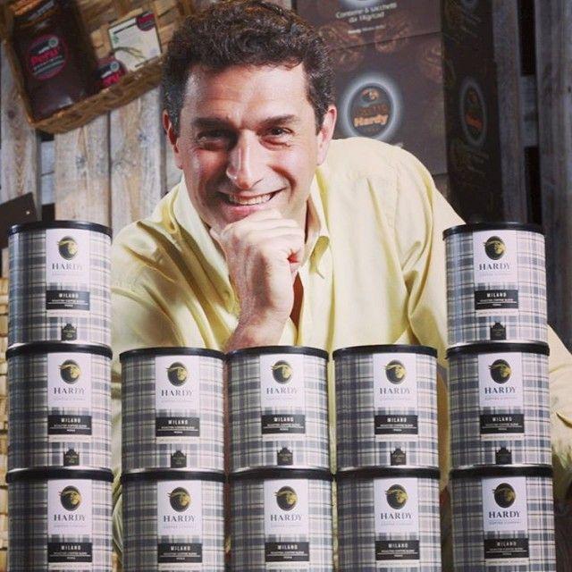 alberto Maya Hardy caffè