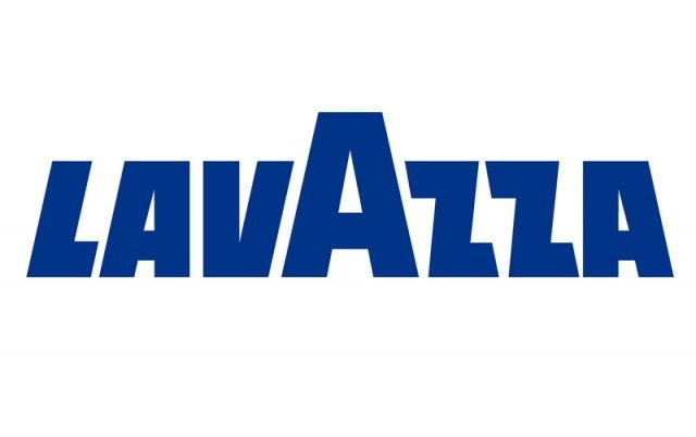 logo lavazza grafica