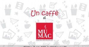 cartolina open day Mumac