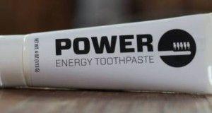 dentifricio caffeina