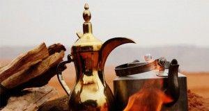 caffè arabo all'araba