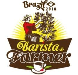 Barista e farmer logo