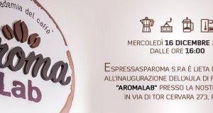 espressaroma aromalab invito