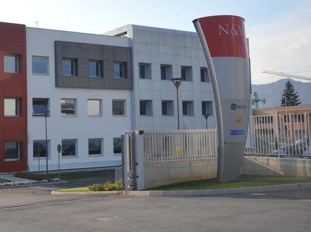 n&w necta global vending sede
