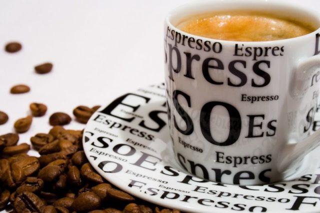 New York espresso chicchi torrefatto export