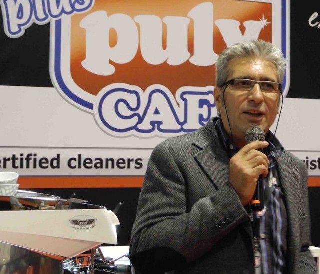 Piacenza gianfranco Carubelli pulycaff