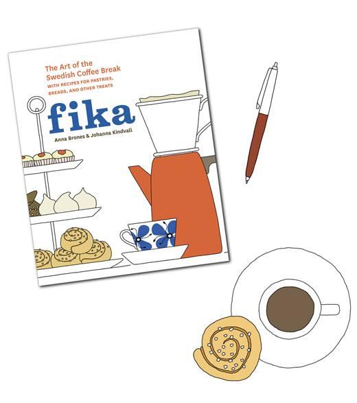 fila pausa caffè in svedese