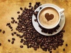 tazzina con cuore tazza caffè espresso