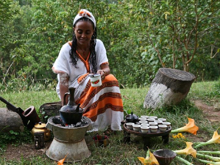 etiopia Etiopia: la cerimonia del caffè