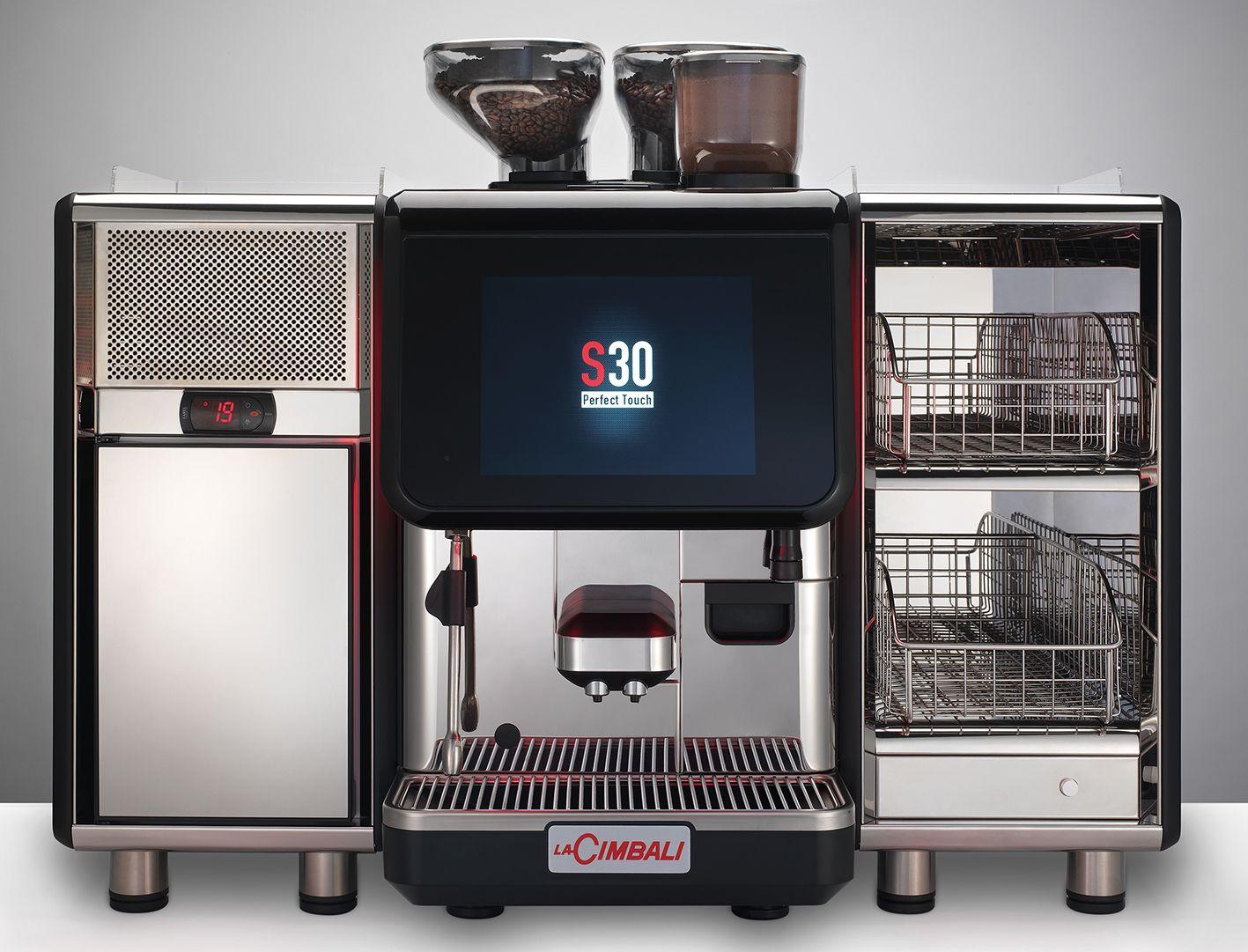 lacimbali la s30 perfect touch vince il premio red dot. Black Bedroom Furniture Sets. Home Design Ideas