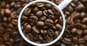 caffè grani tazzina sprint del caffè